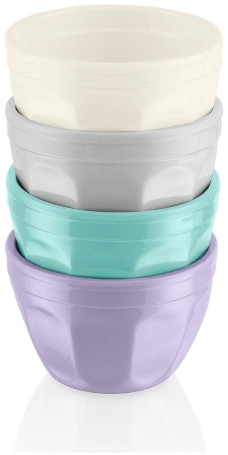 Fearne By Swan Fearne by Swan Set of 4 Mini Mixing Bowls with Lids