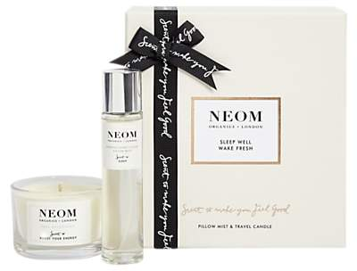Neom Organics London Neom Wellbeing for Day and Night Gift Set