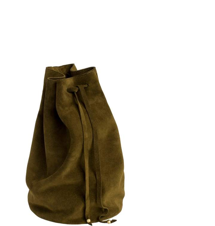MUM & CO. - Bucket Bag Moss