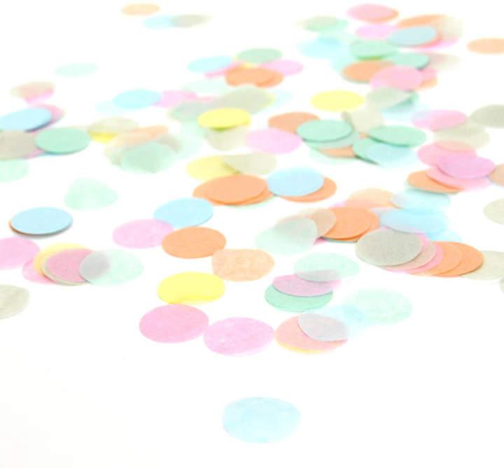 Peach Blossom Easter Paper Confetti