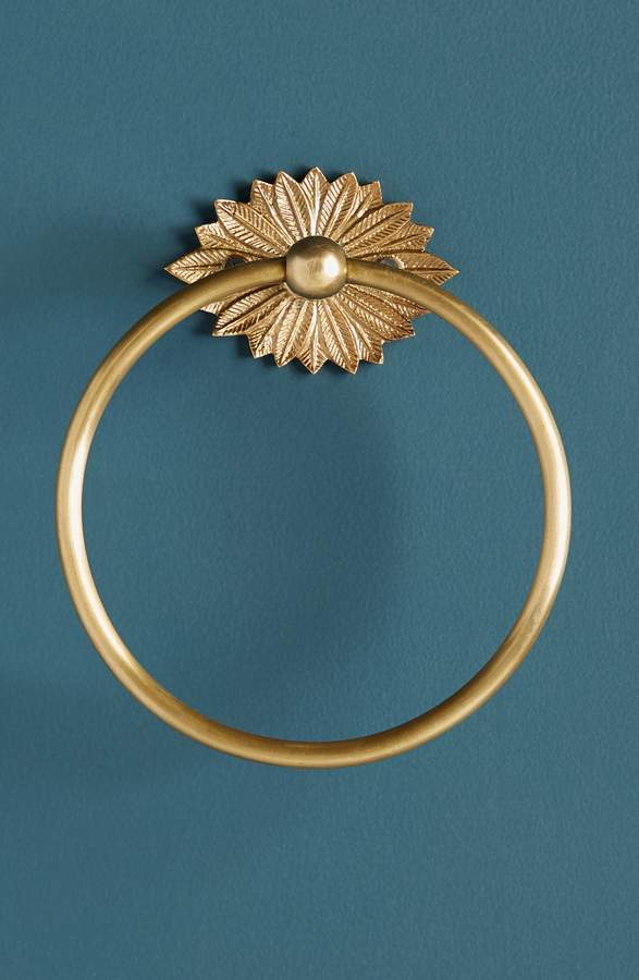 Anthropologie Demeter Towel Ring