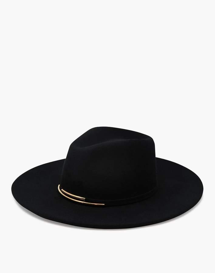 Madewell WYETH Riley Panama Hat