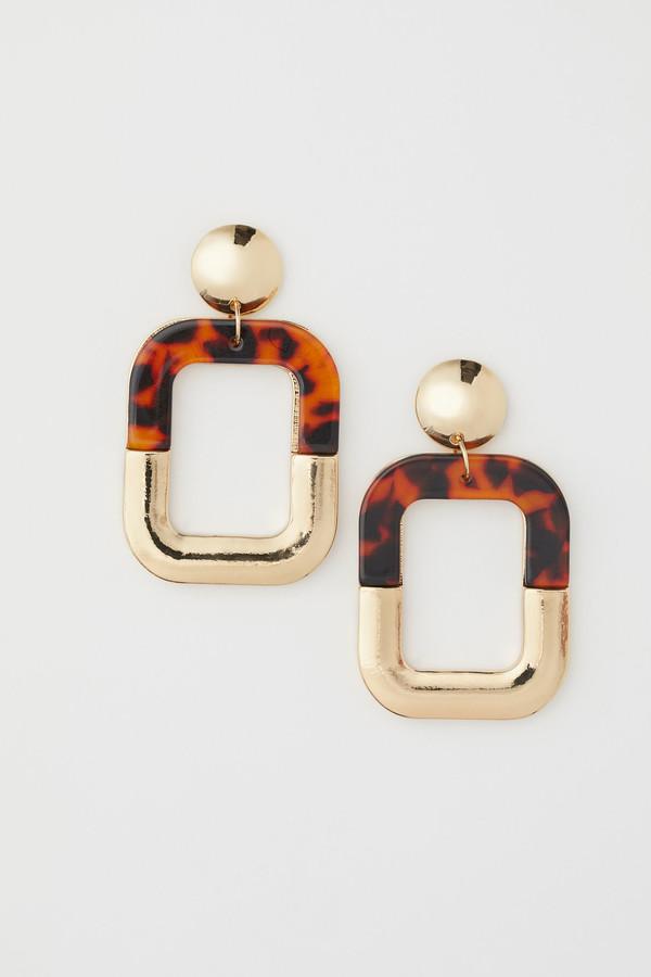 H&M Large earrings