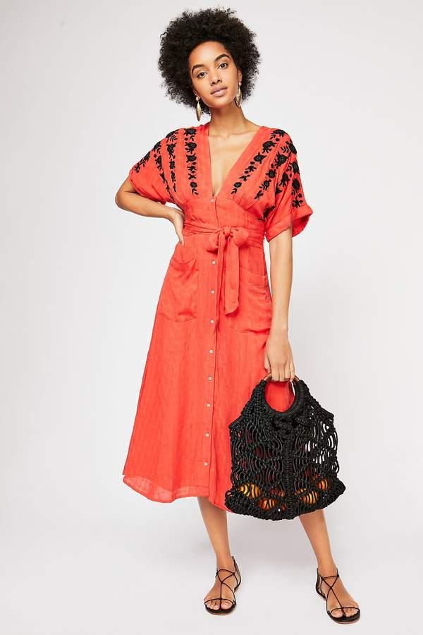 Love To Love You Midi Dress