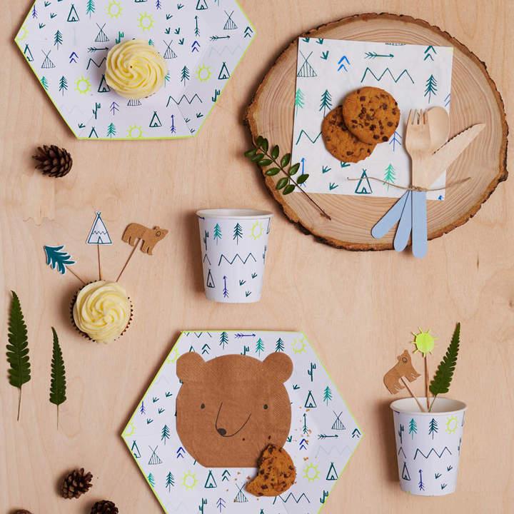 Little Lulubel Party Decoration Kit For Little Explorers