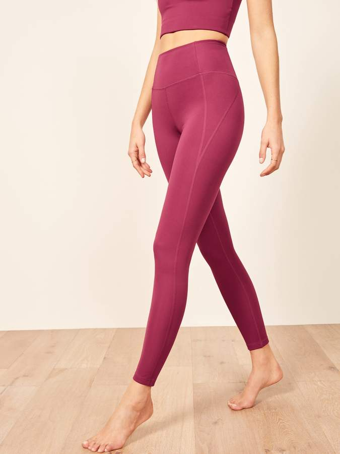 Girlfriend Collective Hi Rise Full Length Pant