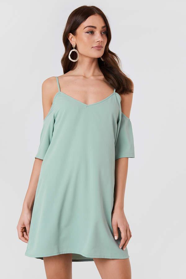 Sanna Frill Dress