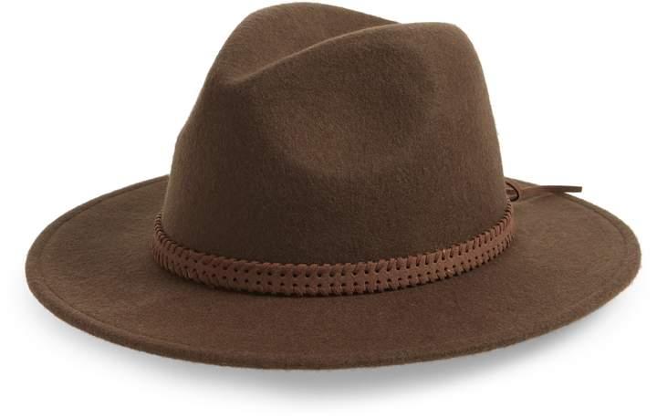 Treasure & Bond Felt Panama Hat
