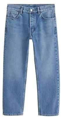 Sayana organic cotton straight jeans