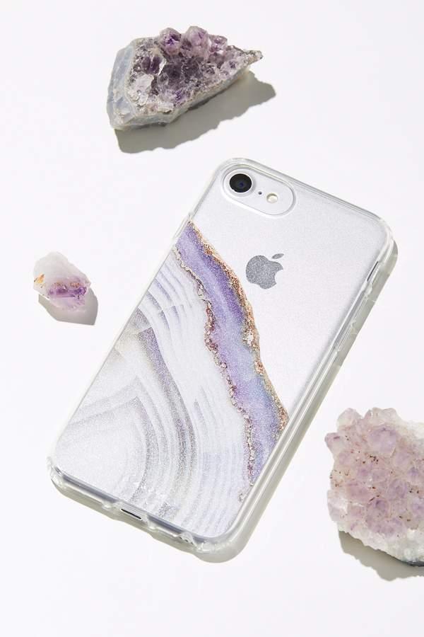Lunar Crystal iPhone Case