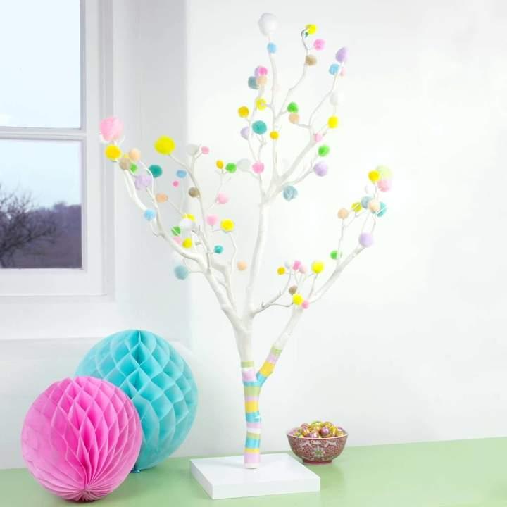 Chi Chi Moi Pastel Pom Pom Easter Tree