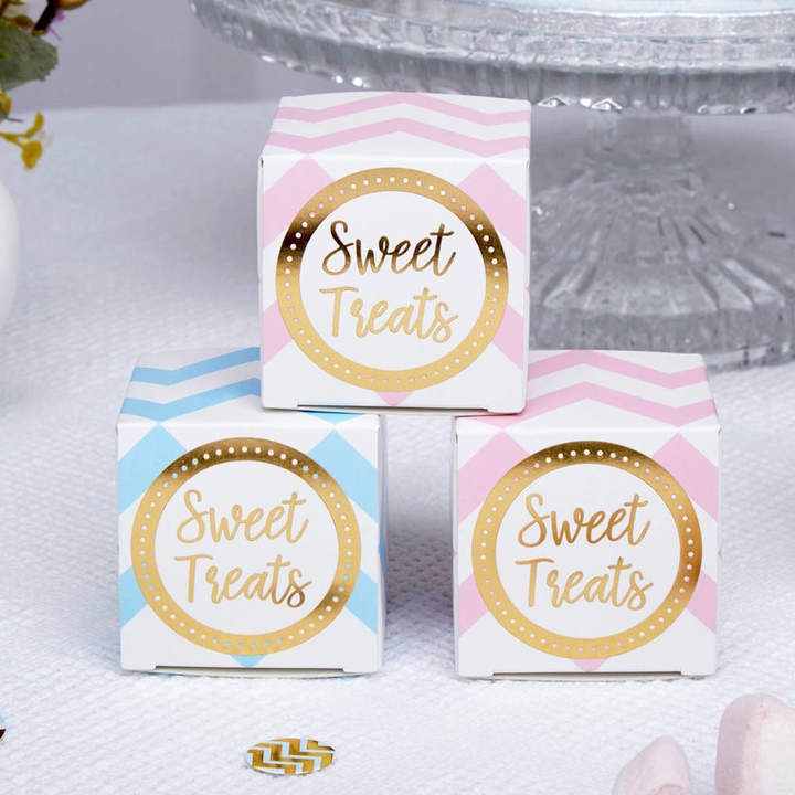 Posh Totty Designs Interiors Party Sweet Treat Favour Boxes
