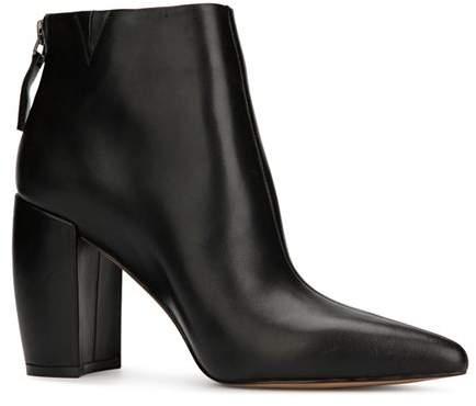 Kenneth Cole Women's Alora High Block-Heel Booties - 100% Exclusive