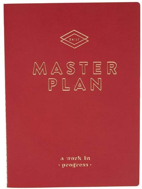Abrams and Chronicle Books Daily Master Plan Planner