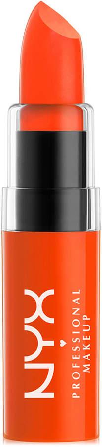 Nyx Professional Makeup Butter Lipstick