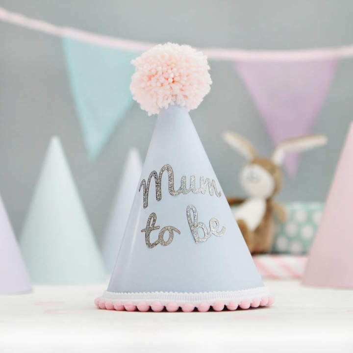 Postbox Party Mum To Be Baby Shower Party Hat