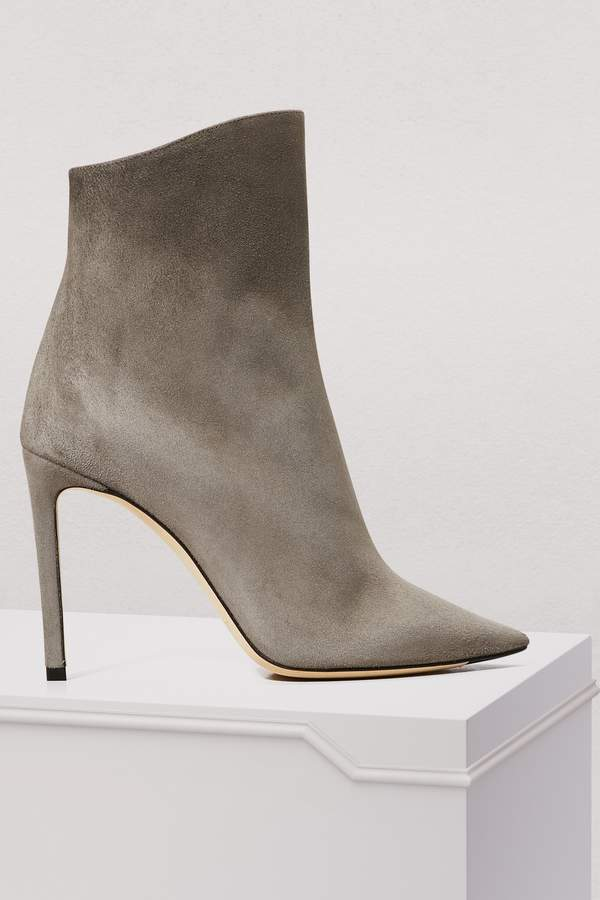 Jimmy Choo Helaine 100 ankle boots