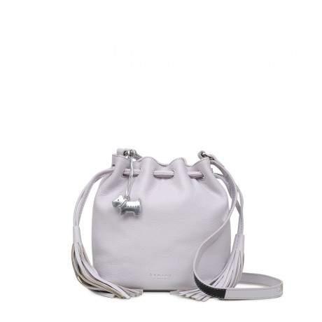 Hello Sunshine Small Drawstring Cross Body Bag