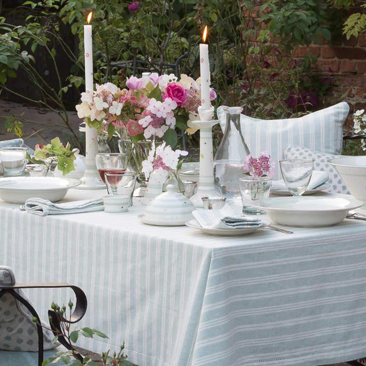 Susie Watson Designs Cambridge Stripe Table Linen