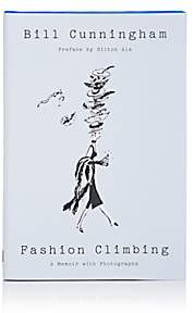 Random House Fashion Climbing: A Memoir With Photographs