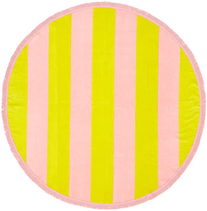 Ban.Do ban. do - All Around Giant Circle Towel - Beverly Stripe