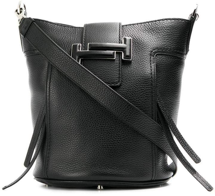 Tod's Double T small bucket bag