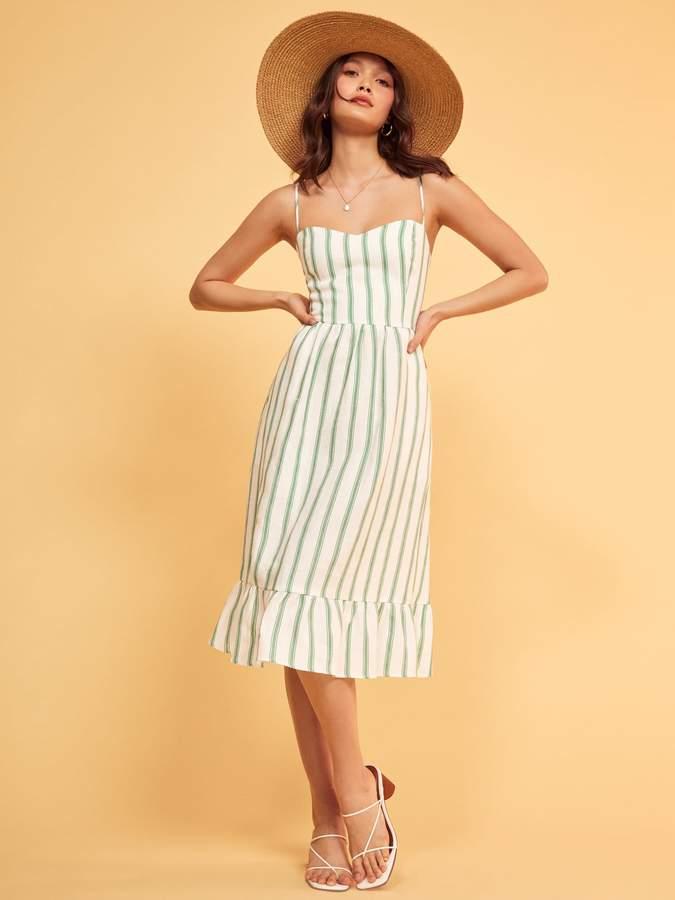 Reformation Eileen Dress