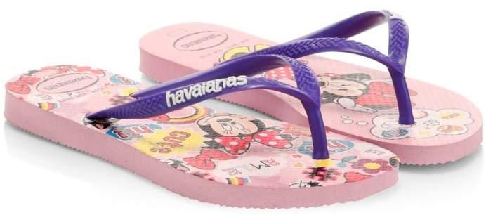 Havaianas Kid's Disney Flip Flops
