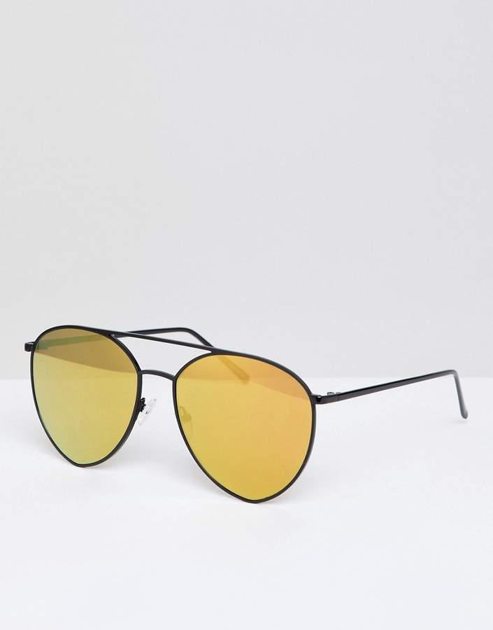 Quay Australia Indio Aviator Sunglasses