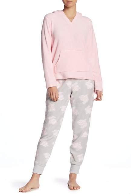 PJ Couture Bunny Plush PJ Set
