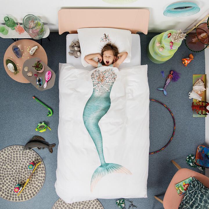 Snurk - Mermaid Duvet Set - Single