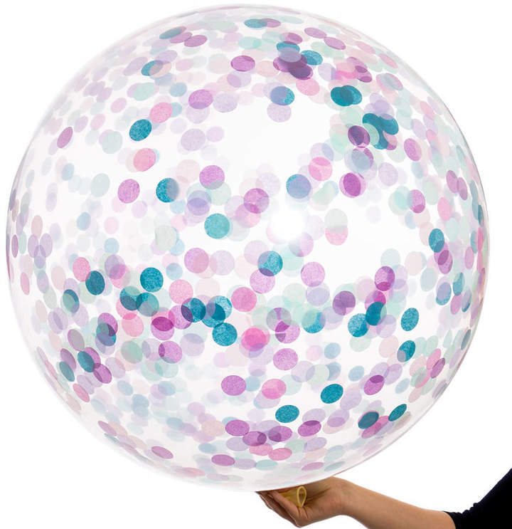 Bubblegum Balloons Mermaid Confetti Giant Balloon