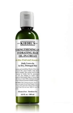 Kiels strenghening hydrating oil-in cream