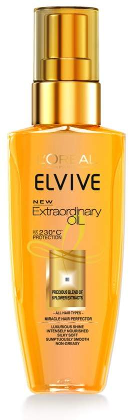 L'Oreal Elvive Extraordinary Oil All Hair Types 50ml
