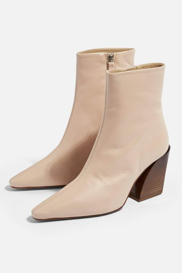 HENLEY High Ankle Boots