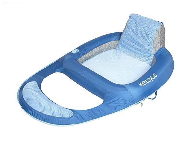 Kelsyus Floating Lounger Pool Float