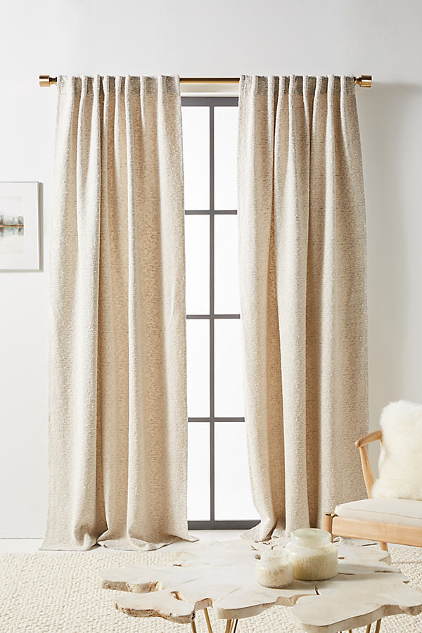 malia curtains set of 2 by in grey size 50x63