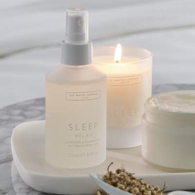 The White Company Sleep Softening Body Oil