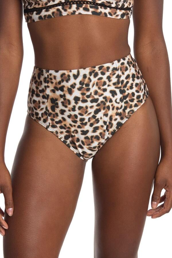 purrfect high waist swim pants