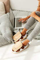 Smoko S'mores USB Heat-Up Plush Slipper