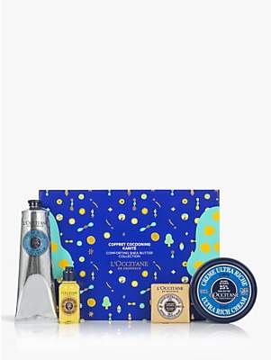 L'Occitane Comforting Shea Butter Collection Bodycare Gift Set