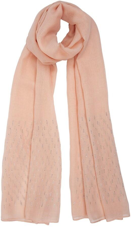lulla collection by bindya embellished scarf
