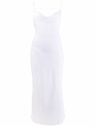 White Slip Dresses Shop The World S Largest Collection Of Fashion Shopstyle