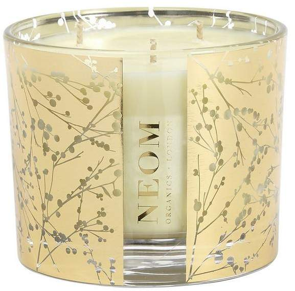 NEOM Organics Perfect Peace Three-Wick Scented Candle 240G