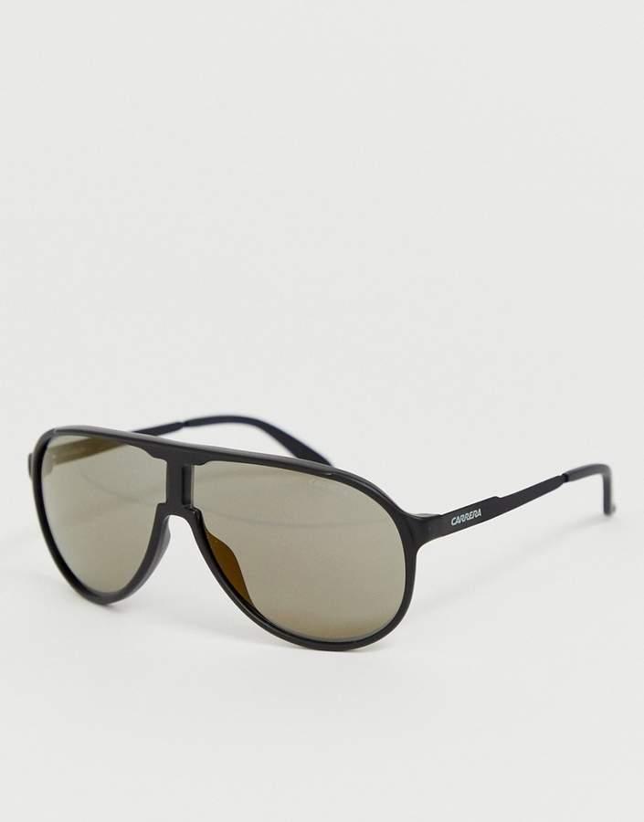 Carrera Black Champion Sunglasses