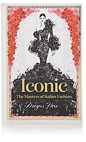Chronicle Books Iconic: The Masters of Italian Fashion