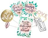Paperchase Wedding Photo Booth Props - Set Of 10