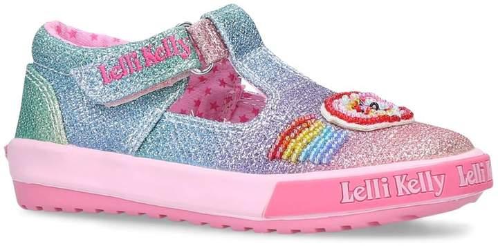 Lelli Kelly Rainbow Sparkle Flats