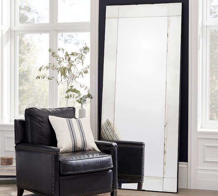 Tribeca Antiqued Mirror Collection