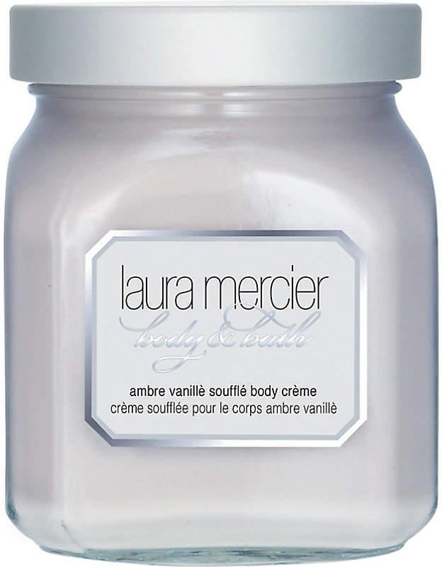 Laura Mercier Ladies Silk Ambre Vanille Souffle Body Creme, Size: 300g